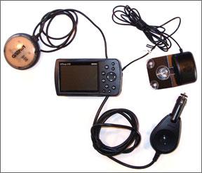GPSMAP 496 System