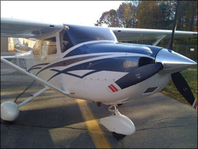 Used Aircraft Guide: Cessna 182 - Still a Load Hulling