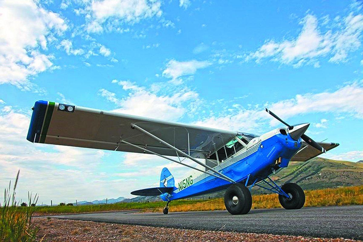 Aviat Husky aircraft