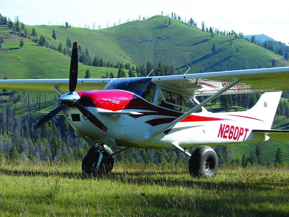 Cessna 182 King Katmai