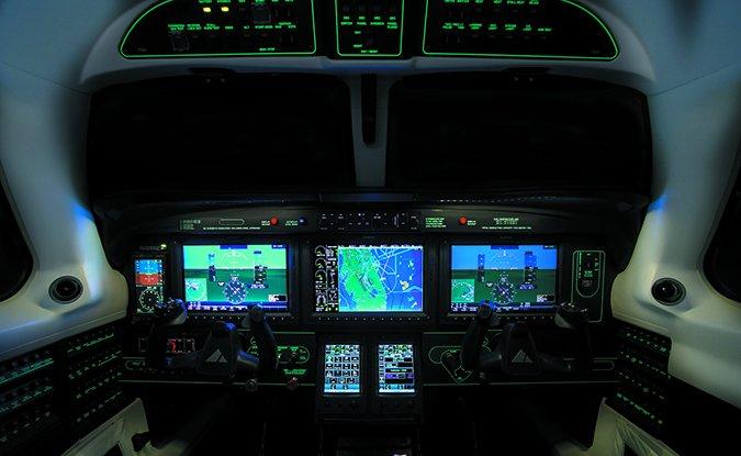 Garmin G3000 avionics suite