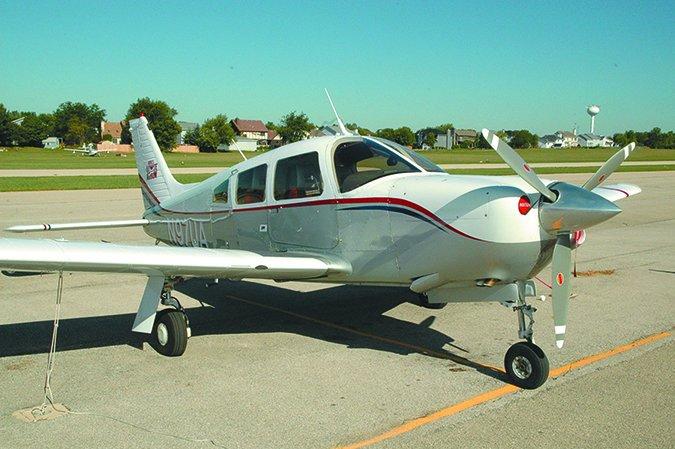 LoPresti Aviation cowling mod for the Piper Arrow