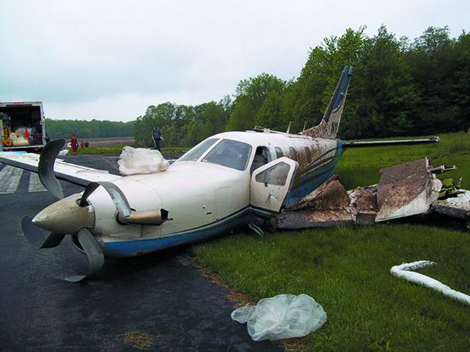 daher tbm 930 loss of control