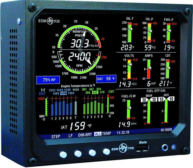 digital fuel gauge