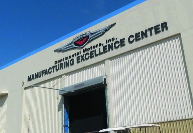 Continental Motors Manufacturing Center