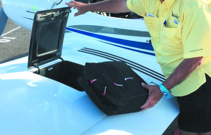 Baggage locker