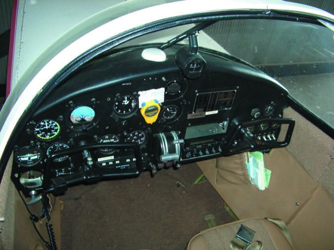 Ercoupe Panel 3