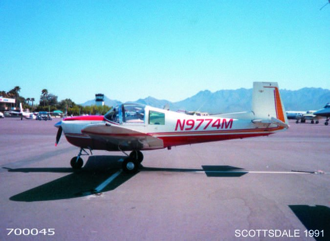 Mooney M-10 Cadet