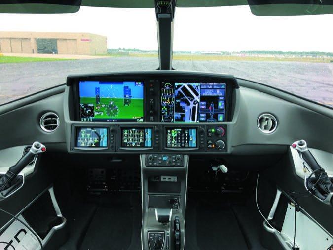 Vision cockpit