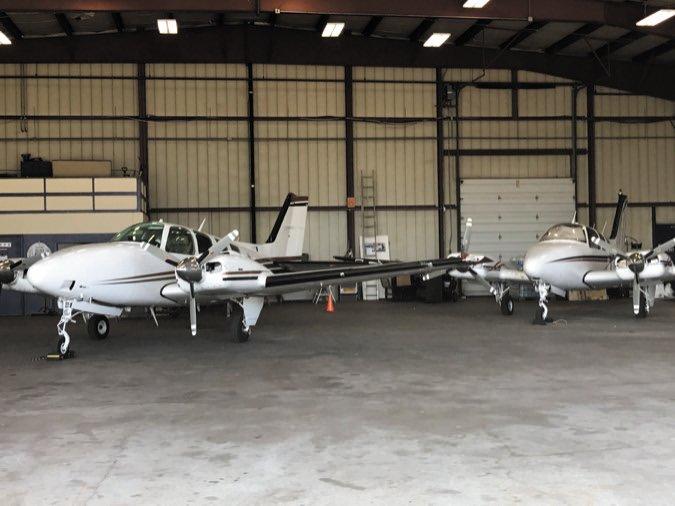 baron hangar