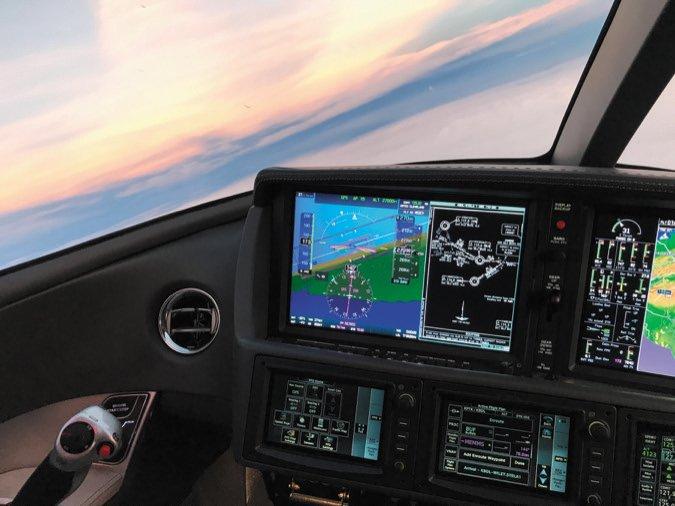 cirrus pilot