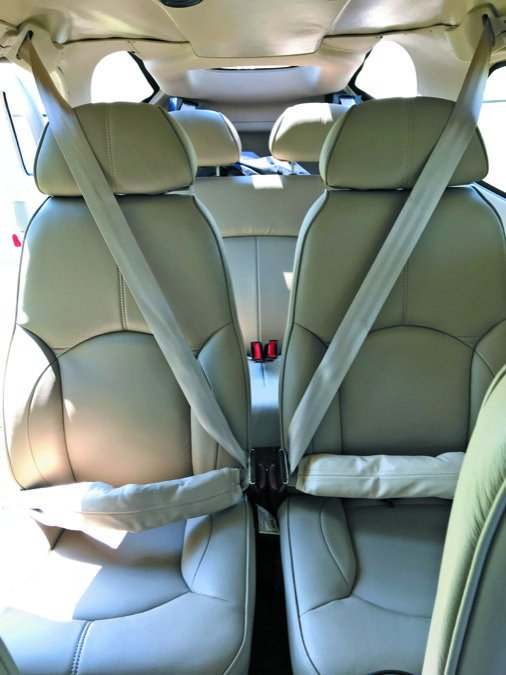 6 T206H aft seating