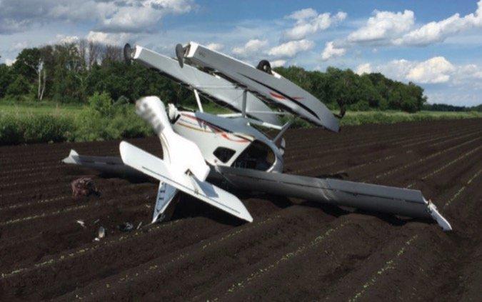 1 Flight Design Amphib Flip