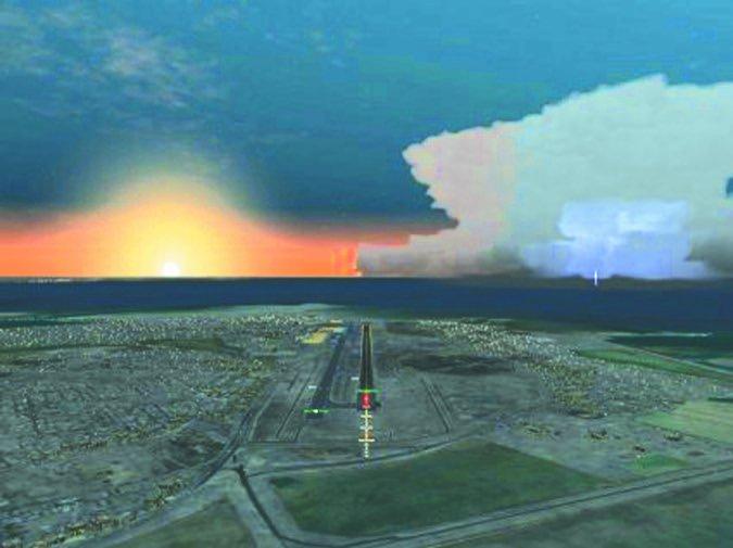 7 Simcom evening thunderstorm