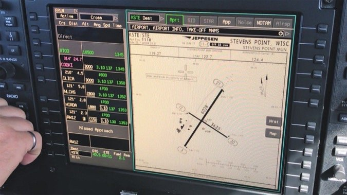 Aerovue charts