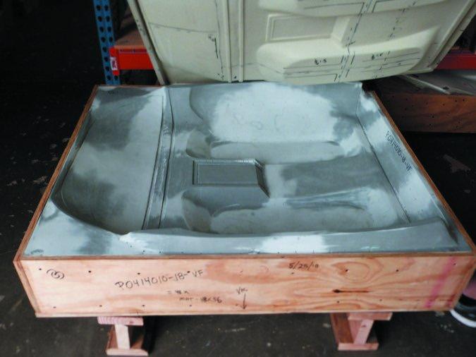 4 plastic mold