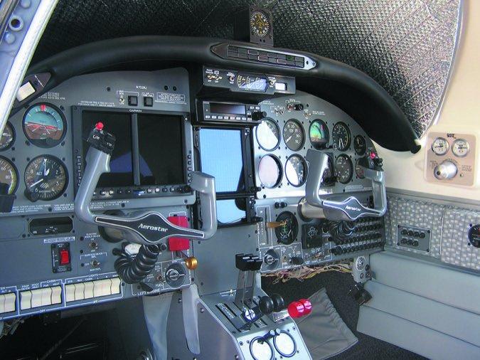3 aerostar glass