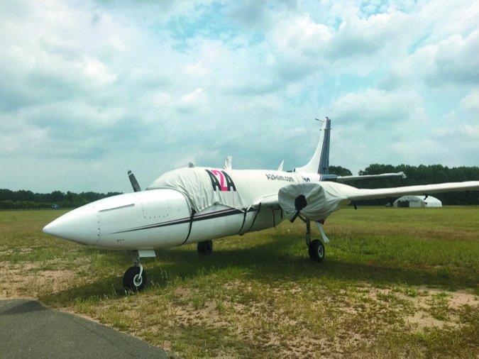 4 aerostar engine swap