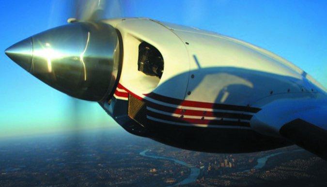 5 AeroStarEngineCowling