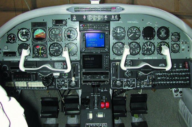 2 Aerostar panel