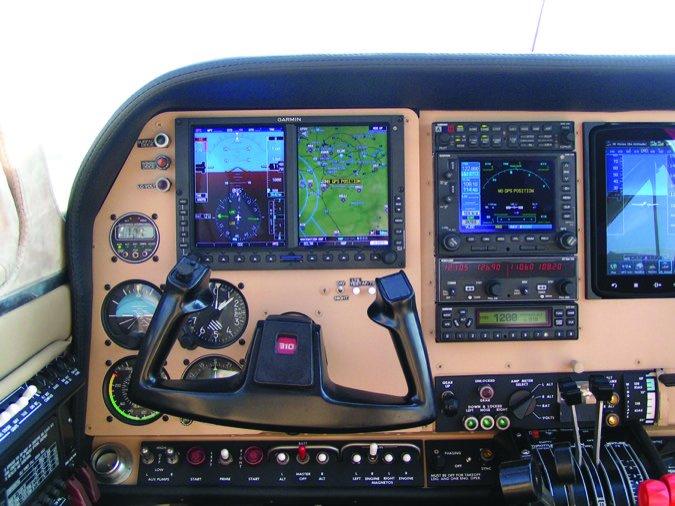 310R PILOTS PFD