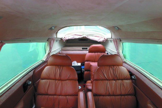 C310 rear cabin