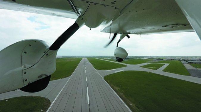 Grumman takeoff cam