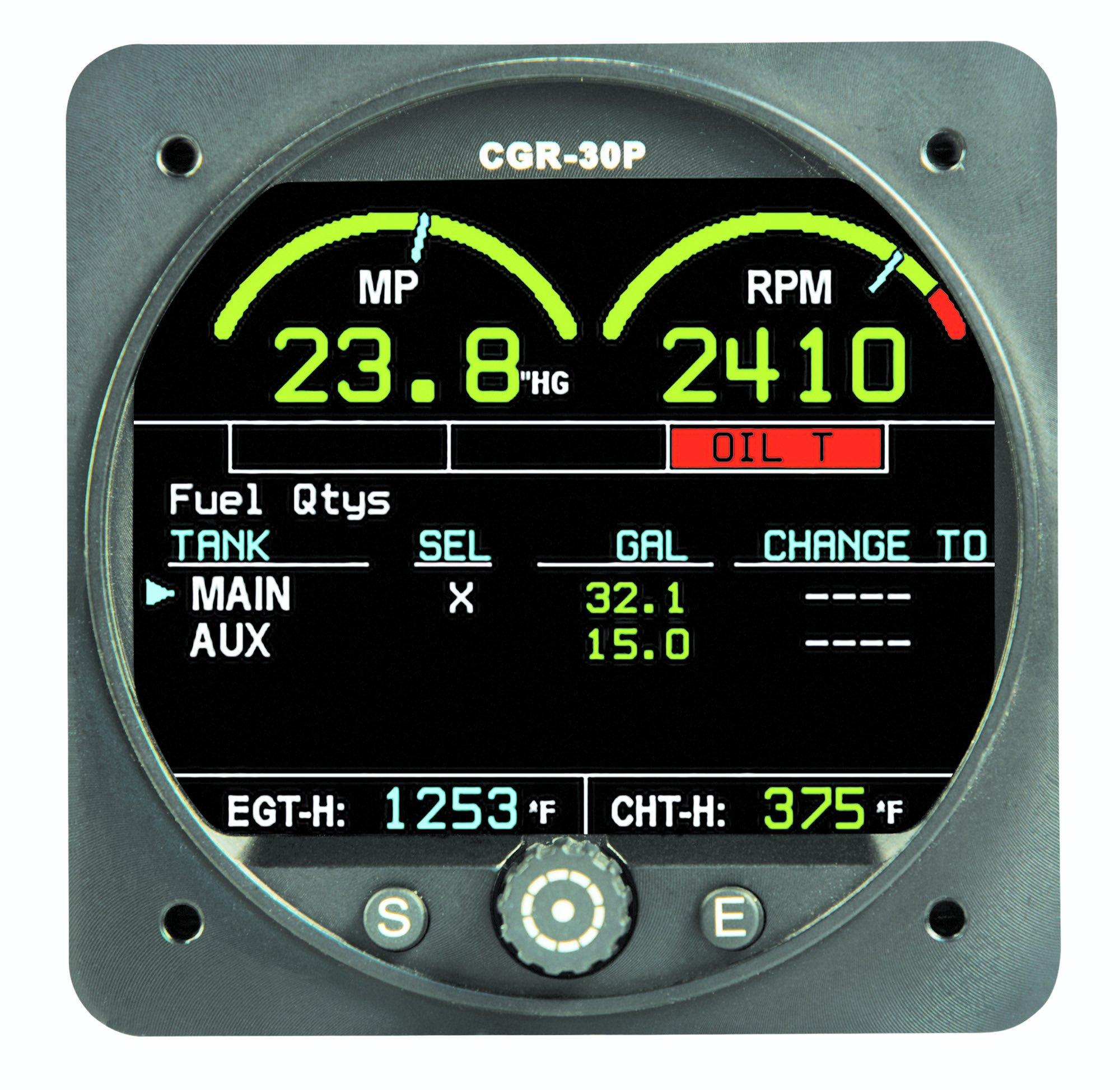 21 CGR-Fuel-Level-Screen