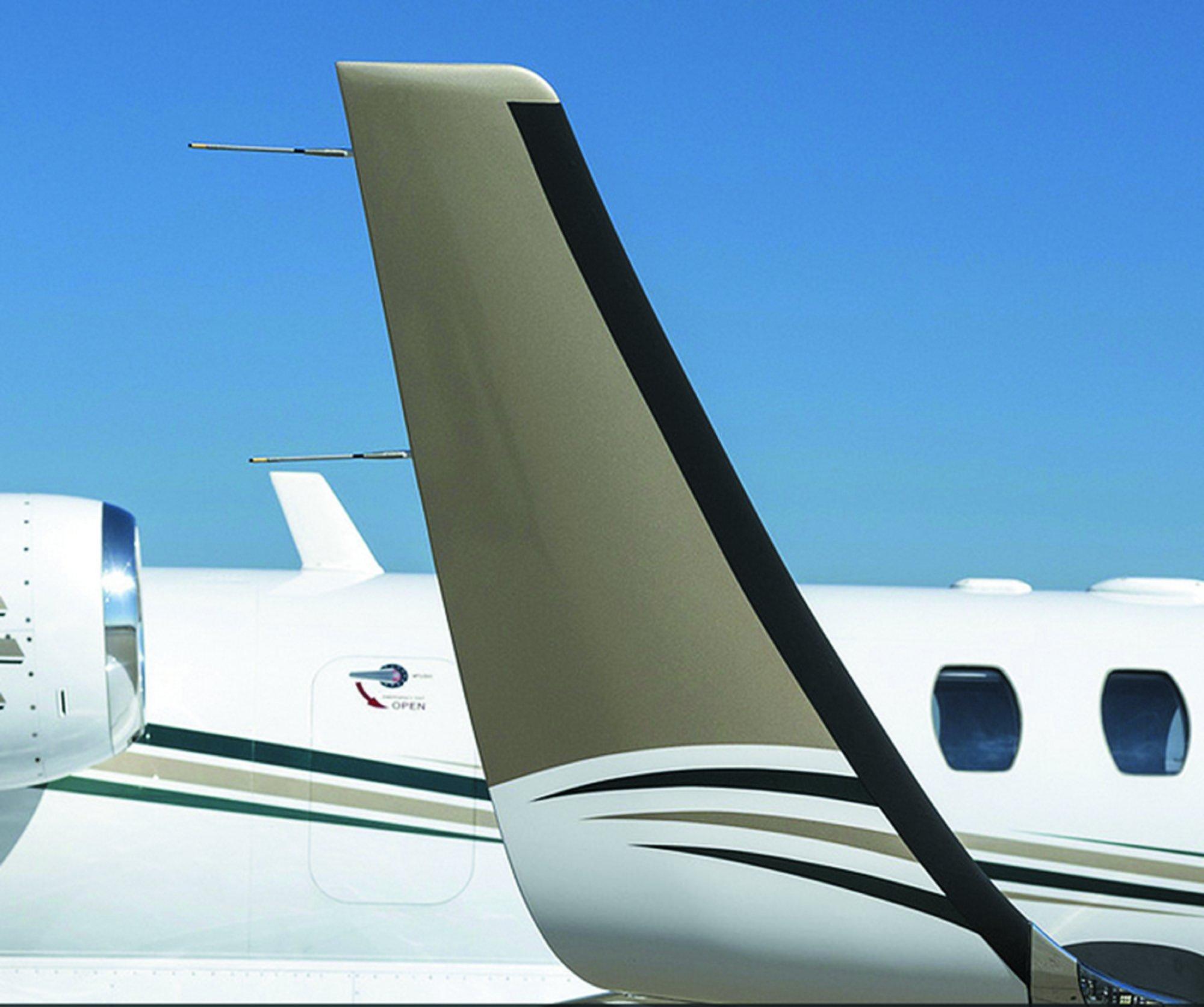 2 Tamarack winglet