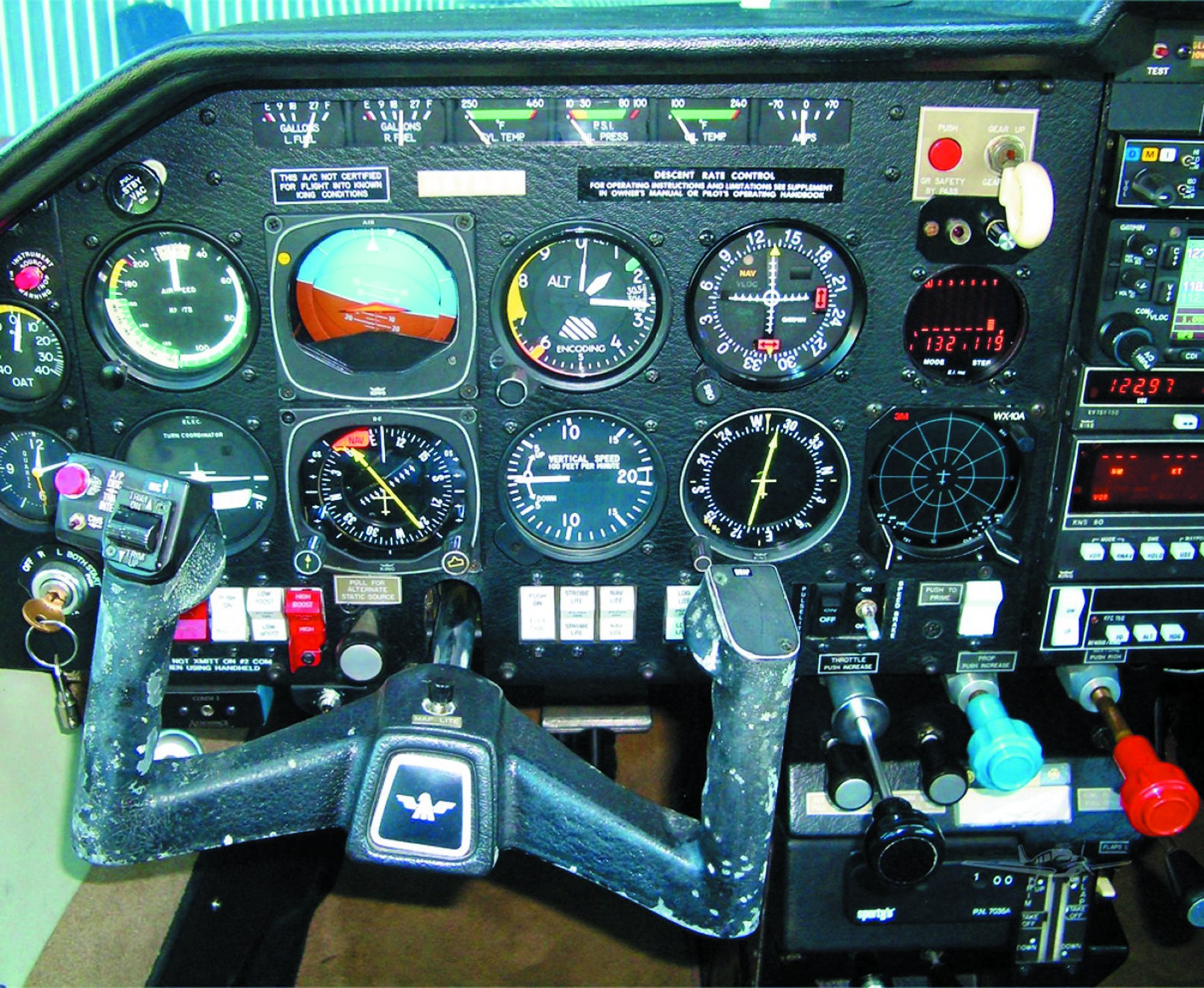 2 Mooney steam gauges