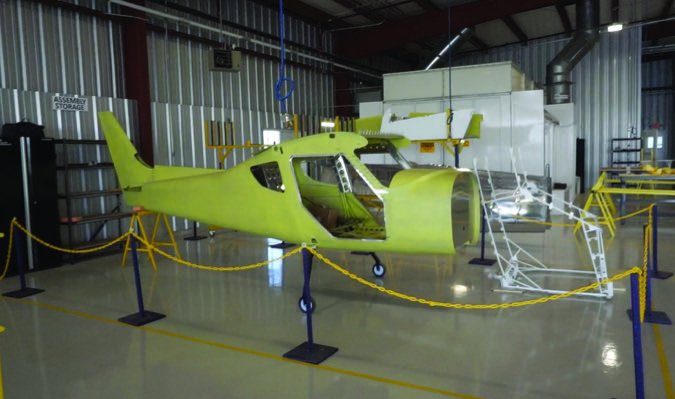 5 Fuselage and Cage