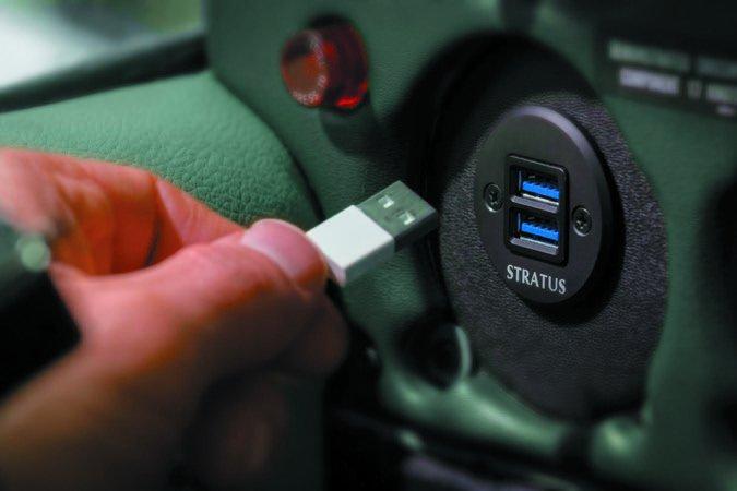 34 Guardian remote USB