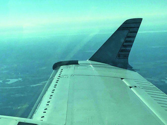 44 Duke winglet