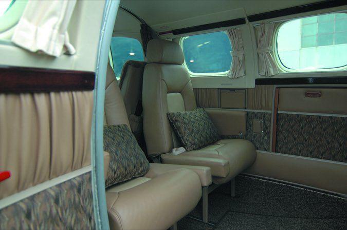 39 Duke cabin entry