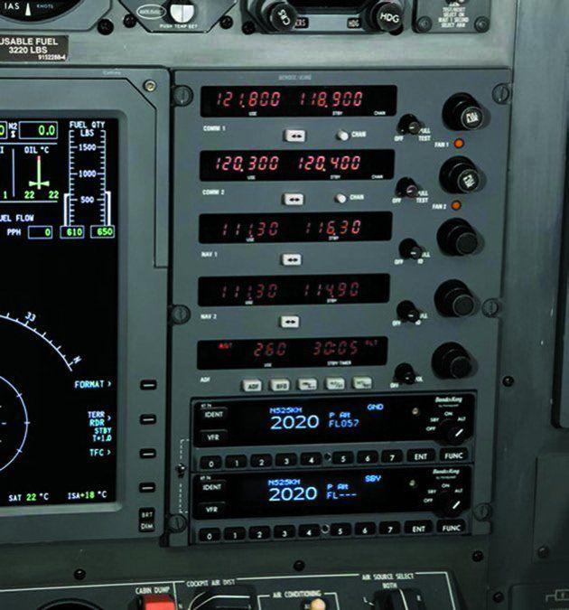9 CNI5000 In Panel
