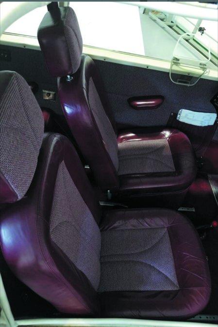 7 Comanche front seats